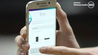 Samsung Wireless Audio 360: Wireless Multiroom-Soundbar nutzen