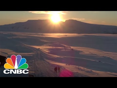 This Company Builds Pop-Up Luxury Camps Anywhere — From Bolivian Salt Flats To Remote Iceland | CNBC
