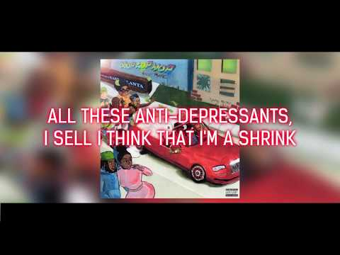 Gucci Mane - Hurt Feelings (Lyrics/Lyric Video) 2017