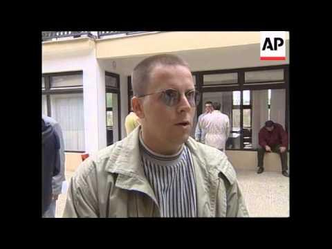 KOSOVO: PRISTINA: BODIES OF 3 SERBS FOUND AT UNIVERSITY