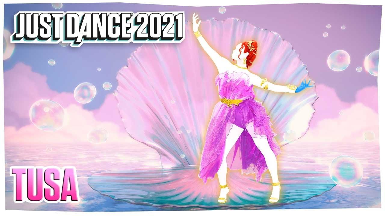 Just Dance Unlimited: Tusa by KAROL G, Nicki Minaj | Official Track Gameplay [US]