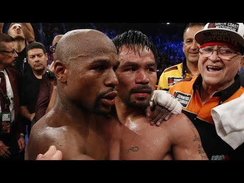 Floyd Mayweather Jr Wants to Promote: Mikey Garcia vs Manny Pacquiao Next!!!