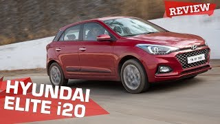 2018 Hyundai Elite i20 Facelift - 5 Things you need to know | Road Test Review