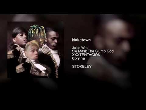 Nuketown Ft. Xxxtentacion, 6ix9ine, And Juice Wrld Official Audio
