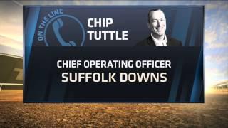 Suffolk Downs Closing Day on TVG
