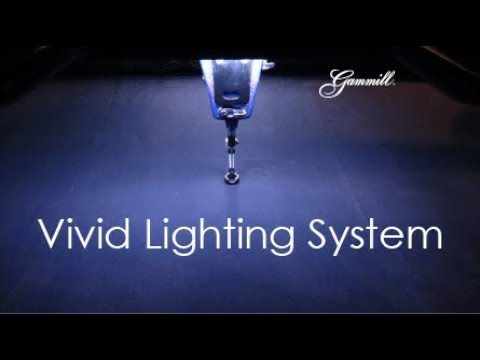 New Vivid Lighting System Live from Quilt Festival
