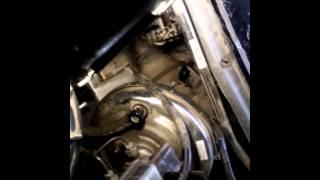 видео Течет  радиатор охлаждения двигателя Приоры 2171 16 V  кондиционер Панасоник