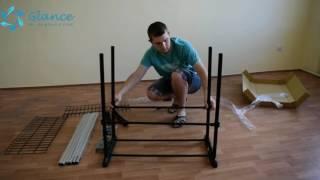 Напольная Вешалка Nova II Bis от фабрики Signal! Видеообзор.