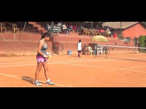 5th Citizens Bank Open Lawn Tennis Turnament In Nepal