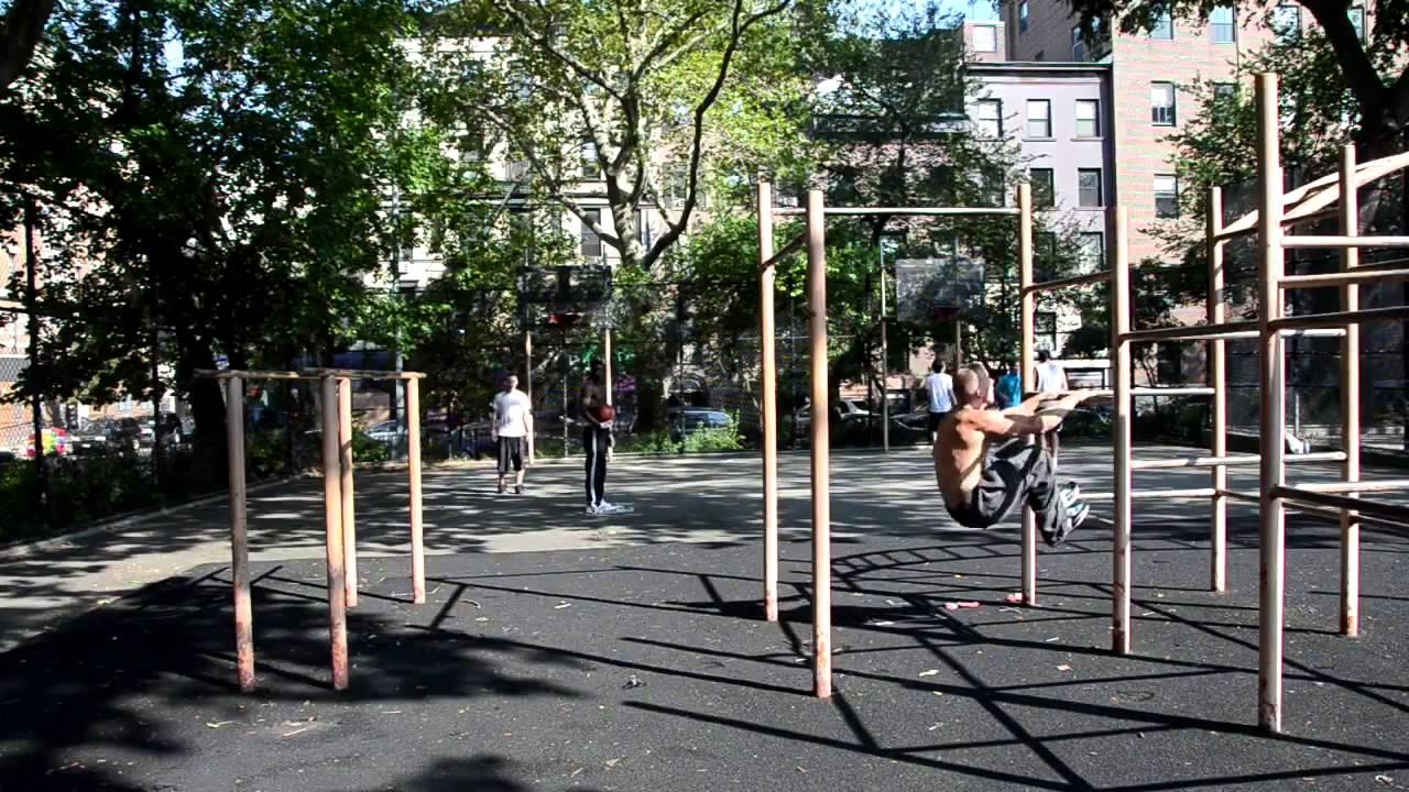 Keith Horan Tompkins Square Park Parkour And Calisthenics