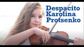 Despacito- Karolina Protsenko (Violin Cover)