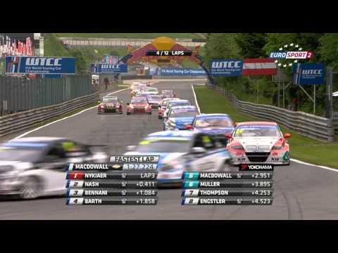 FIA WTCC 2013 Austria Race 1