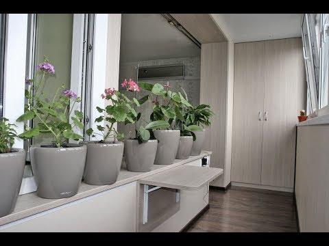 Арсеналстрой - совмещение лоджии 6 метров с комнатой - youtu.