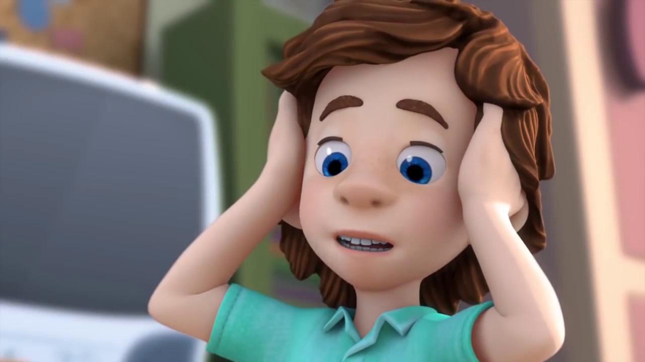 Zeichentrickfilm-Videos