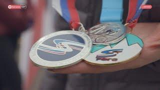 Закрытие Чемпионата России по горнолыжному спорту