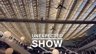 Unexpected Show . Forum des Halles
