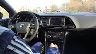 Seat Leon Cupra 2016 Test Drive