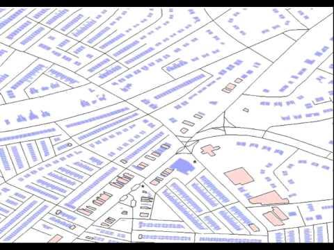Agent-Based City Simulation