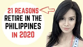 21 Reasons to Retire in the Philippines 2020 ❤️