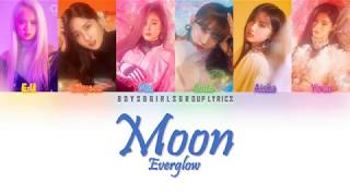 EVERGLOW - Moon