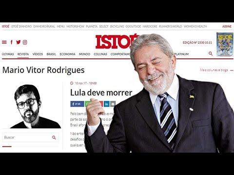IstoÉ (QuantoÉ) perde tempo; Lula é imortal!