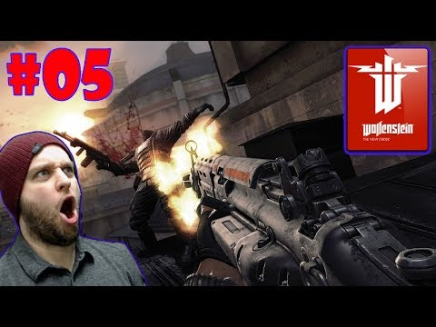 Let's Rescue Our Friends In The Eisenwald Prison! - Wolfenstein: The New Order - Gameplay [#05]