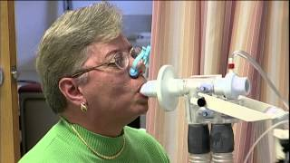 Lung Disease: Pulmonary Fibrosis