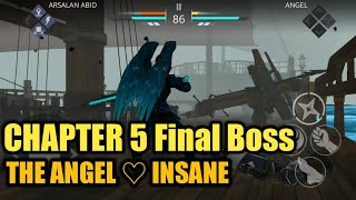 SHADOW FIGHT 3 | Chapter 5 Final Boss | Defeat The ANGEL on INSANE!!