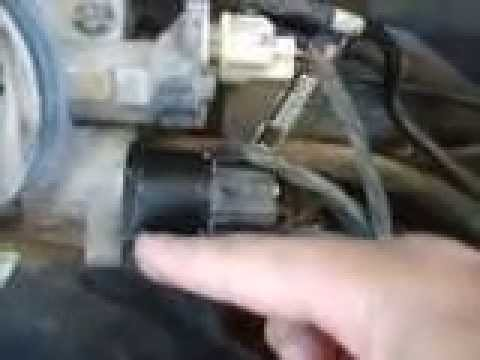 HOW TO Replace IAC on 2002 Dodge Ram 1500 V8 47 liter  YouTube