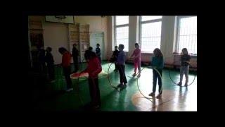 Урок з фізичної культури у 4 класі. Дитяча легка атлетика.