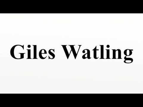 Giles Watling