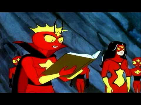 Spider Woman 1979 S01E15 Return Of The Spider Queen