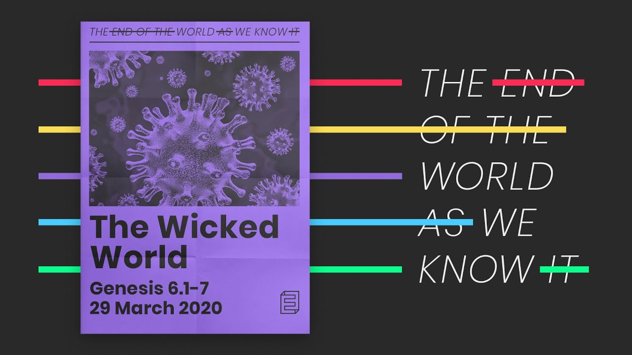 The end of the world as we know it // The Wicked World Cover Image