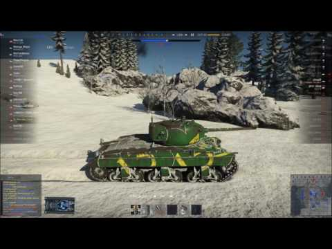 MY LUCKY GREEN TANK | T20 American Premium Tank | War Thunder