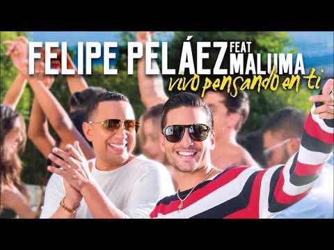 MALUMA FT FELIPE PELAEZ  - VIVO PENSANDO EN TI REMIX INTRO EXTENDED DJ ALEX