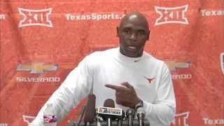 Charlie Strong press conference [Aug. 18, 2015]