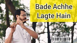 Bade Achche Lagte Hain - Balika Badhu - Sachin Pilgaonkar, Rajni Sharma - Old Hindi Song - Flute