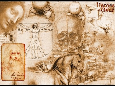 History Documentary BBC ❖ Leonardo DaVinci, behind a Genius