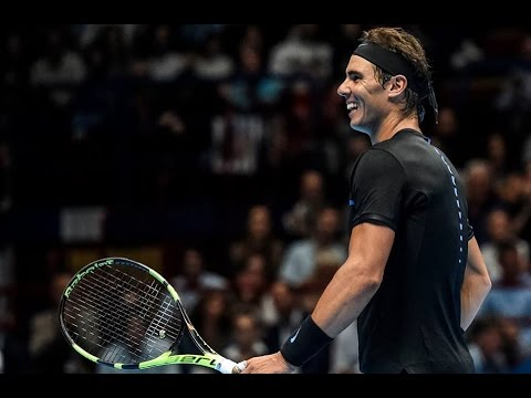 Rafael Nadal - Top 10 Exhibition Points