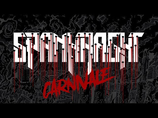 Spankraght - Carnivale (Lyric Video)