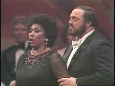 1983 MET100 GALA:Un ballo in maschera. Duet, Act II / Verdi