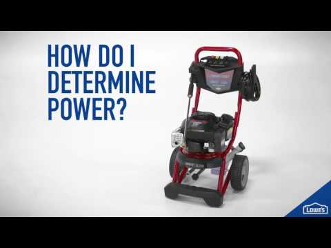 Need to Know: Pressure Washers