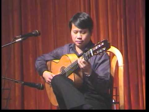 Raymond Au - Malaguenas (Live Performance at ShenZhen Theatre 2001)