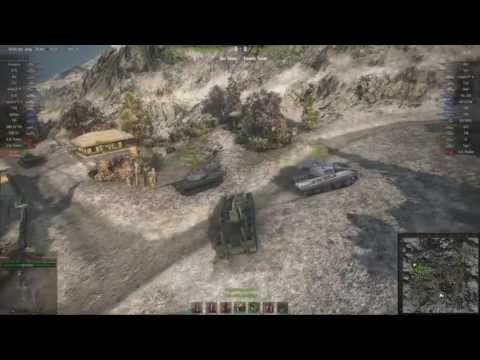 World of Tanks - Patch 8.6 Preview - Arty Party Part 2