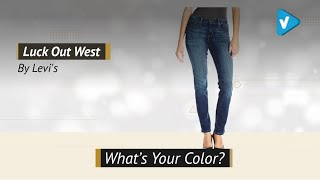 Levi's Women's Classic Mid Rise Skinny Jeans 2019 Color Collection