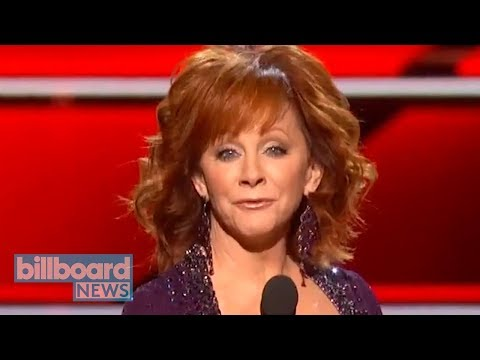 ACM Awards Opens With Somber Tribute Before Reba McEntire Dominates The Stage | Billboard News