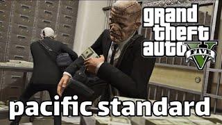 Gta 5 online pacific standard heist finale money glitch