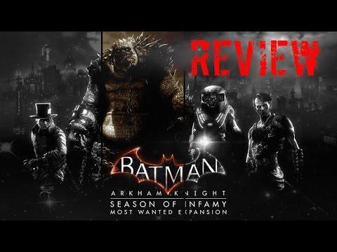 [REVIEW] Arkham Knight Season Of Infamy/Season Pass REVIEW!