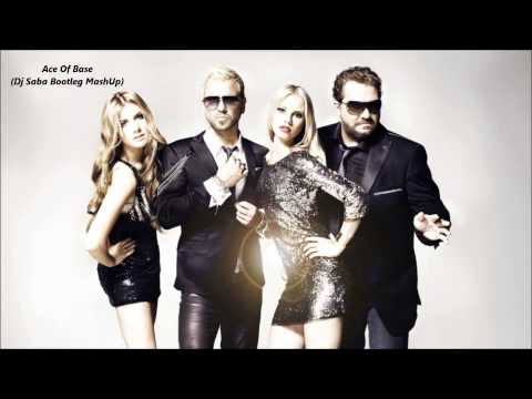 Ace of Base beautiful life (Dj Saba Bootleg MashUp Remix)