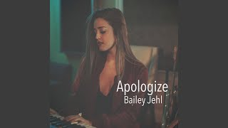 Play Apologize